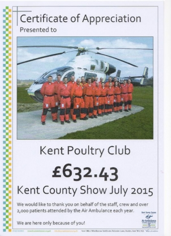 THANK YOU TO ALL OUR VISITORS FOR YOUR GENEROUS DONATIONS TO K.S.S. AIR AMBULANCE