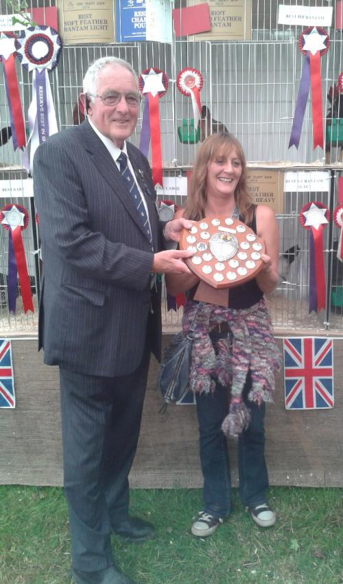 BEVERLEY DALTON  BEST IN SHOW  AND  RESERVE BEST IN SHOW